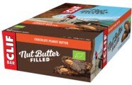 CLIF BAR® Energy Bar, organic - Nut Butter Filled - Chocolate & Peanut Butter - 12 x 50 g