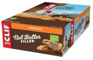 CLIF BAR® Energy Bar, organic - Nut Butter Filled - Peanut Butter - 12 x 50 g