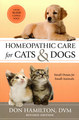 Homeopathic Care for Cats and Dogs/Don Hamilton