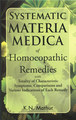 Systematic Materia  Medica of Homoeopathic Remedies/Kailash Narayan Mathur