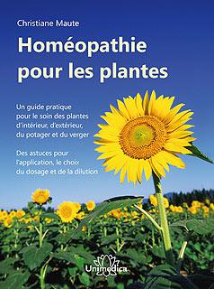 Christiane Maute: Homéopathie pour les plantes