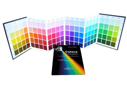 Colors in Homeopathy - Set, Ulrich Welte