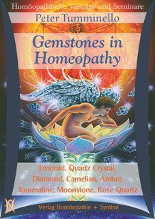 Edelsteine / Gemstones In Homeopathy - 11 CD's, Peter L. Tumminello