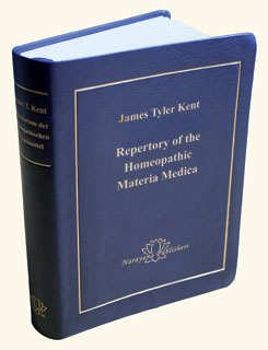 Repertory of the Homeopathic Materia Medica, James Tyler Kent