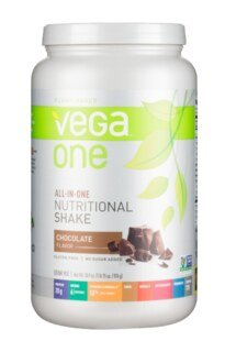 Vega One all-in-one Nutritional Shake  Chocolat, boite de 876 g