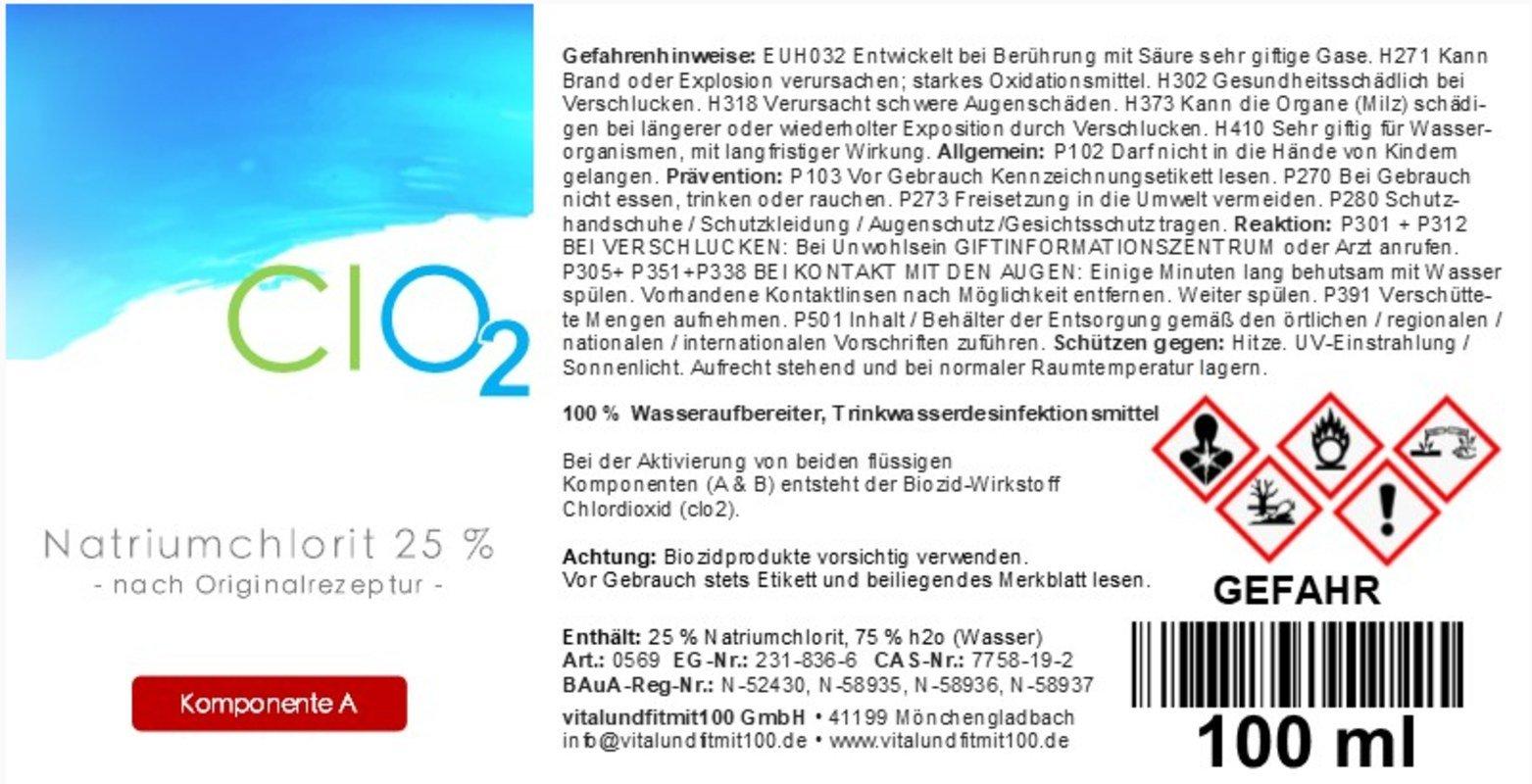 ... Chlorure de sodium 25% et acide chlorhydrique 4% - Une unité - 2 x ... e8fcb90fbc1