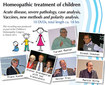 Homeopathic treatment of children - 10 DVDs (Congress 2011) / Dinesh Chauhan / Heiner Frei / Didier Grandgeorge / Martin Hirte / Farokh J. Master / Frans Kusse