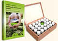 Homeopathy for Farm and Garden + Basic Assortment in a Wood Case / Vaikunthanath Das Kaviraj